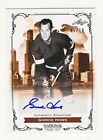 Gordie Howe 2013 Leaf Chicago National Authentic Autograph AUTO Card 07 10