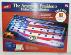 THE AMERICAN PRESIDENTS DOLLAR COIN COLLECTION FOLDER & DISPLAY BOARD 2007-2016