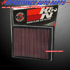 K&N 33-5000 Hi-Flow Air Intake Drop in Filter for Ford Lincoln *See Detail*
