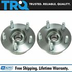 Rear Wheel Hub & Bearing Assembly Pair Set for Taurus Sable Continental w/ ABS