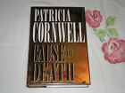 Cause of Death by Patricia Cornwell   Signed