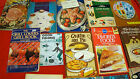 VINTAGE LOT OF 50 + RECIPE BOOKLETS, COOKBOOKS PAMPHLETS FLYERS
