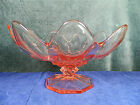 McKee PINK DEPRESSION GLASS 12 1/4