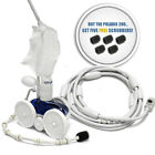 Polaris 280 Pressure Side Automatic Pool Cleaner Includes Scrubber Package F5
