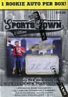 2012 Press Pass Sports Town Football Blaster 10-Box Lot