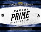 2012-13 PANINI PRIME HOCKEY HOBBY BOX FACTORY SEALED