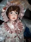 ROCHELLE by Janis Berard Kais Doll Victorian pink