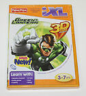 Fisher-Price iXL Learning System Software - Green Lantern 3D - BRAND NEW