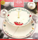 Lenox Holiday 2 Tiered Server Inspirations And Illustrations -  New In Box