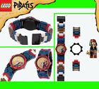 Lego Watch Pirate Jack Sparrow Pirates of the Caribbean Children
