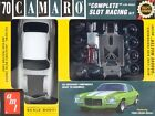 AMT 1970 VINTAGE CHEVY CAMARO Z/28 SLOT CAR RACING KIT 1:25 DRAG STREET