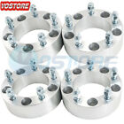 4Pcs 5x45 to 5x5 125 Adapters 1 2 Wheel Spacers for 1987 2006 Jeep Wrangler