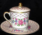 ROYAL CORNWALL CUP & SAUCER IMPERIAL COLLECTION HER MAJESTY'S PRIVATE SERVICE