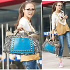 New Fashion Women Satchel Shoulder Tote Messenger Leather Purse Handbag Bag Hobo