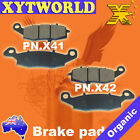 FRONT REAR Brake Pads for Kawasaki VN 1500 Drifter Classic Fi 1999-2004