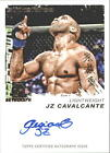2011 Topps UFC Moment of Truth Autographs #CSJZC JZ Cavalcante