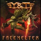 Y & T - Facemelter CD MEANSTREAK MUSIC CO.