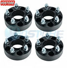 4 2 Wheel Spacers Adapters 5x55 9 16 Studs Fits Dodge Ram 1500 Van Durango