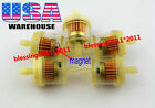 5x HONDA ATV MOTORCYCLE INLINE GAS CARBURETOR FUEL FILTER 1/4