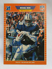 MICHAEL IRVIN # 1989 TOPPS ROOKIE #89 SIGNED AUTOGRAPH COWBOYS SCOREBOARD COA