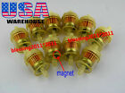 10pcs SUZUKI MTOORCYCLE INLINE GAS CARBURETOR FUEL FILTER 1/4