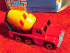 VINTAGE MATCHBOX CEMENT TRUCK #19  MADE IN ENGLAND--SHIPS IN 1 DAY