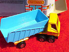 VINTAGE MATCHBOX ARTICULATED TRUCK #50 1978 MADE IN ENGLAND--SHIPS IN 1 DAY