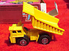 VINTAGE MATCHBOX FAUN DUMP TRUCK #58 1978  MADE IN ENGLAND--SHIPS IN 1 DAY