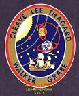 LMH STICKER Badge NASA STS 30 SPACE SHUTTLE Atlantis 1989 Mission Crew Insignia