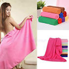 70x140cm Absorbent Microfiber Drying Bath Beach Towel Washcloth Swimwear Shower