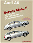 SHOP MANUAL A6 SERVICE REPAIR AUDI BENTLEY BOOK ALLROAD QUATTRO WORKSHOP GUIDE