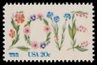 1951A Love Flowers 20c Perforation Variety 11 x 10 From 1982 MNH Buy Now