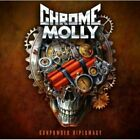 Chrome Molly - Gunpowder Diplomacy (NEW CD)