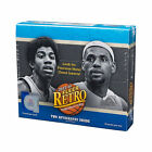 2013-14 Upper Deck Fleer Retro Basketball Hobby Box + 1 Auto Bonus Pack
