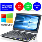 DELL LATITUDE E6430 LAPTOP WINDOWS 10 WIN DVD INTEL i5 25GHz 8GB 320GB HD HDMI