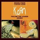 Korn - Follow The Leader/Issues (NEW 2CD)