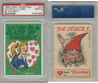 1960 Topps, Funny Valentines, #1A You're in A Class By Yourself, PSA 9 Mint