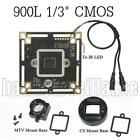 900TVL CCTV Color Camera Board 1/3