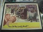 NONE BUT THE LONELY HEART, orig 1944 LC (Cary Grant plays the piano)