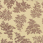 MODA VIN DU JOUR COLLECTION DESIGNED BY 3 SISTERS 44027 12 LINEN BURG  1/2 YD