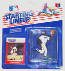 1988 KENNER STARTING LINEUP RUBEN SIERRA TX RANGERS NEW 4in Action Figure