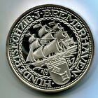 1987 GERMANY 5 OUNCE BREMERHAVEN 5 RMK SILVER COIN
