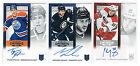 2013-14 Panini Contenders Hockey Rookie Ticket Autograph Variations Guide 98