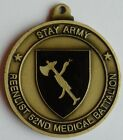 52nd Medical Battalion Reenlistment / Retention Challenge Coin Key Chain Medal