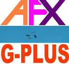 AFX G-PLUS /TYCO/LIFE LIKE PARTS 1 PAIR MOTOR BRUSHES & SPRINGS  HO SLOT CAR