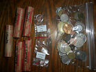 300+ Starter  Set, Wheats Pennies, Canadian Cent, World coins, Lincoln Copper 05