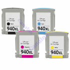 940XL 940 XL Ink Cartridge Combo For HP Officejet Pro 8000 8500 Compatible