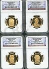 2009 S PRESIDENTIAL DOLLAR SET NGC PF69 ULTRA CAMEO