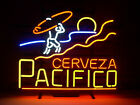 NEW PACIFICO CLARA MEXICAN CERVEZA REAL GLASS NEON LIGHT BEER LAGER BAR SIGN