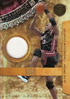 2010-11 (HEAT) Panini Gold Standard Gold Rings Materials #7 Alonzo Mourning 299